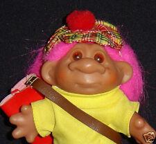 """GOLF DAM Troll GOLFER GOLFING PGA Norfin Troll Doll NEW 5"""" GOLF"""