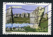 STAMP / TIMBRE FRANCE OBLITERE N° 3819 LES MEGALITHES DE CARNAC