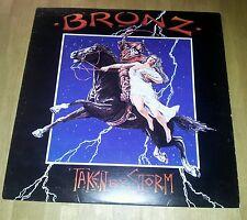 Bronz, Taken By Storm Vinyl LP