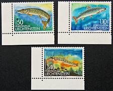 LIECHTENSTEIN - timbre/stamp Yvert et Tellier n°905 à 907 n** (cyn5)