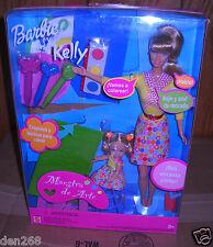 #8241 Mattel Barbie & Kelly Maestra de Arte Art Teacher Foreign Issue