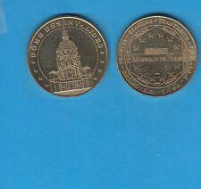 Paris Le Dôme des Invalides N° 2  2009  Médaille Monnaie de  Paris