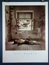 Jan Saudek, You'll Be a Fortress & Safe Inside Your Massive Walls, Poster