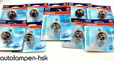 OSRAM h7 lámpara 12v 55w px26d original spare part 10 x blister 64210-01b - oferta