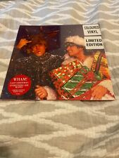 "LAST CHRISTMAS/ EVERYTHING SHE WANTS- WHAM!- 7""SINGLE- LIMITED EDITION"