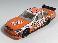 Motorsports Authentics Race Car Tony Stewart 20 Home Depot Toyota Camry Orange