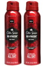 2 ORIGINAL OLD SPICE RED ZONE COLLECTION SWAGGER BODY SPRAY FREE SHIPPING US NEW