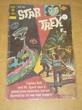 STAR TREK #37 G (2.0) GOLD KEY COMICS MAY 1976