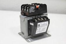 General Electric Industrial Control Transformer GE 9T58K0045G38 w/ 3 Slot Fuse