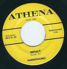 Lorain OH instro Harmonaires ATHENA 6512-13 Impact / If i had one wish / RITE