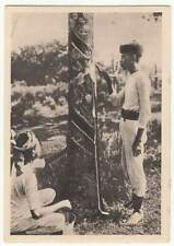 N°79 TAPPING LATEX CAOUTCHOUC RUBBER Indonesia Netherlands East Indies IMAGE