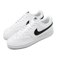 Nike Court Vision Low White Black Men Classic Casual Shoes Sneakers CD5463-101