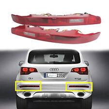 1 Set Pour Audi Q7 4L Feux arrière feux de brouillard feu stop Reflecteur D + G