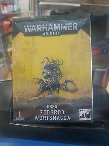 Orks Zodgrod Wortsnagga - Warhammer 40k - Games Workshop -  New