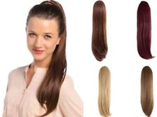 Adult Ponytail Straight Hair Extensions