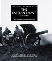 WW1 German Russian Eastern Front 1914-1920 Tannenberg Reference Book