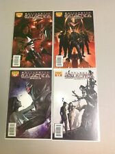 BATTLE STAR GALACTICA: GHOSTS #1-4 DYNAMITE COMPLETE SET