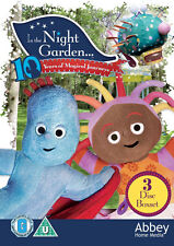 In the Night Garden: 10 Years of Magical Journeys (Box Set) [DVD]