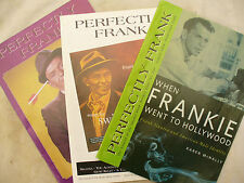X3 MAGAZINES PERFECTLY FRANK SINATRA issues 318 256 329
