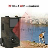 16MP 1080P 4G Hunting Camera Waterproof Night Vision Video Trail Wildlife Cam