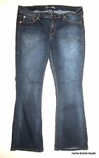 TORRID Source of Wisdom Womens PLUS 18 2X Flare Bootcut Jeggings JEANS Stretch