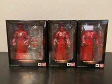 Bandai S.H. Figuarts Star Wars Praetorian Guard Set of 3
