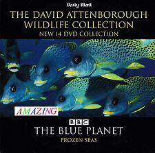 THE BLUE PLANET - FROZEN SEAS - DAVID ATTENBOROUGH COLLECTION - DVD