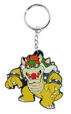 Super Mario Bros. Schlüsselanhänger Bowser 6 cm NEU & OVP