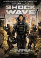 Shock Wave New DVD