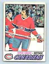 1977-78 O-Pee-Chee Serge Savard #45