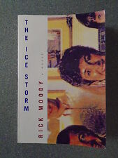 THE ICE STORM by RICK MOODY-LITTLE, BROWN & CO 1994*PROOF COPY*P/B UK POST £3.25