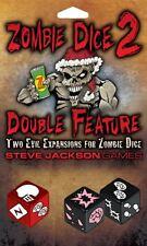 Zombie Dados 2 doble función Juego De Mesa