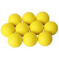 10 Stk. Golfball Golf Training Soft Softbaelle uebungsbaelle F9I1