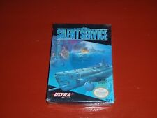 Silent Service (Nintendo Entertainment System, 1989) -Brand New and Sealed