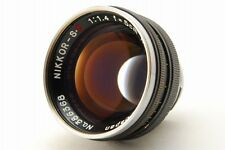 【B- Good】 Nikon NIKKOR-S.C 5cm f/1.4 50mm Lens for S2 S3 SP S4 From JAPAN #2914