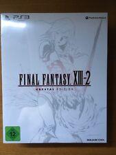 Final Fantasy XIII-2 Crystal Edition Sony Playstation 3 PS3 Deutsch NEU / NEW