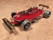 F1 Ferrari 312T4 Gilles Villeneuve No. 12 Exoto Die Cast Model 1:18 Scale