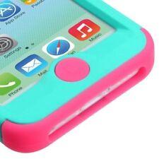 Fundas y carcasas Para iPhone 5c color principal rosa para teléfonos móviles y PDAs Apple