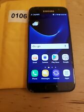*CRACKED BACK* SAMSUNG GALAXY S7 - BLUE - 32GB ( AT&T) ~3431
