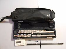 Armstrong 800B Open-Holed B-Foot Sterling Silver Flute!!!