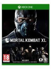 Jeux vidéo anglais Mortal Kombat pour Microsoft Xbox One