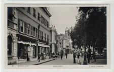 MAIN STREET, GIBRALTAR (different): Gibraltar postcard (C42000)