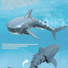 2.4GHz Remote Control Electric RC Shark Swimming Pool For Kids Children Gift Toy