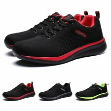 Men's Casual Sneakers Walking Trainer Athletic Sports Running Tennis Shoes Gym B