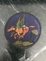 "Rare Vtg Cold War 70s 8th Airlift Squadron Patch 3"" USAF McCord AFB Subdued"
