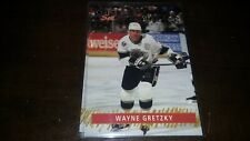 1992-93 Pro Set Team Leader WAYNE GRETZKY #6 of 15 BV$$$