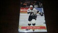 1992-93 Pro Set Team Leader WAYNE GRETZKY #6 of 15 BV$$$