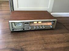 Vtg Toshiba SMC-5560 Stereo Music System Cassette Player & Radio Tested Works