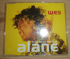 WES - Alane (Todd Terry Remixes) (Maxi CD)