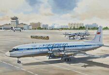 1/144 Eastern Express IL-18V Airliner Model Kit 14466